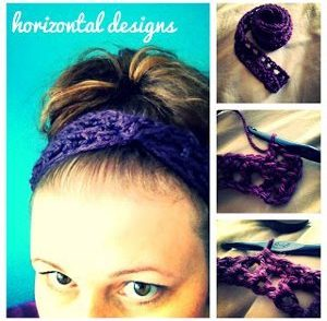 10-Minute Headband Free Crochet Pattern