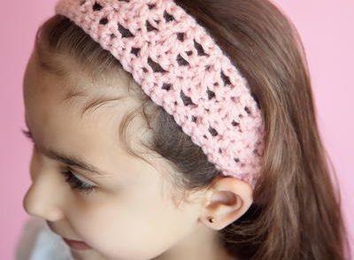 20 Minute Headband Free Crochet Pattern
