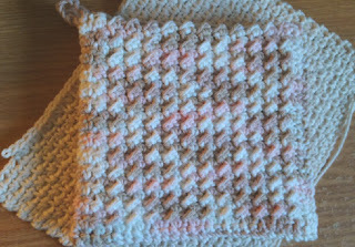 30 Minute Potholder Free Crochet Pattern