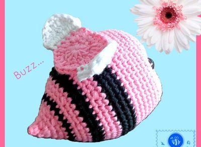 Amigurumi Bumble Bee Free Crochet Pattern