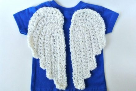Angel Wings Free Crochet Pattern