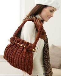 Autumn Tote Free Crochet Pattern