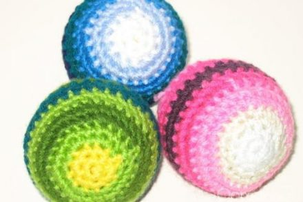 Baby Ball Free Crochet Pattern