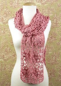 blush-rose-crochet-scarf-free-crochet-pattern
