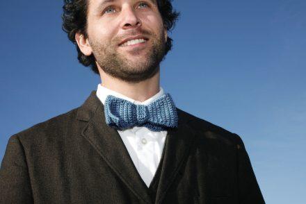 Bow Tie Free Crochet Pattern
