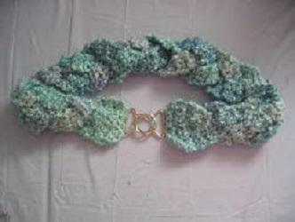 Braided Belt Free Crochet Pattern