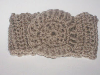 Bullion Stitch Neckwarmer Free Crochet Pattern