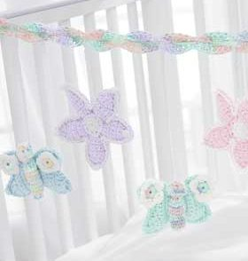 butterfly-and-flower-baby-mobile-free-crochet-pattern