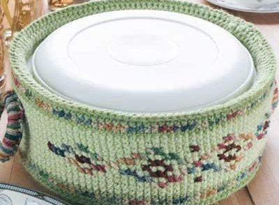 Casserole Cozy I Free Crochet Pattern