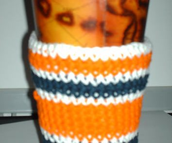 Coffee Sleeve Free Crochet Pattern