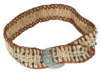 Cowgirl Belt Free Crochet Pattern