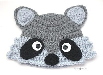 creative-raccoon-hat-free-crochet-pattern