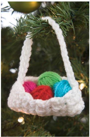 Crocheter's Favorite Ornament Free Crochet Pattern