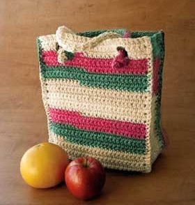 Easy Errands Bag Free Crochet Pattern