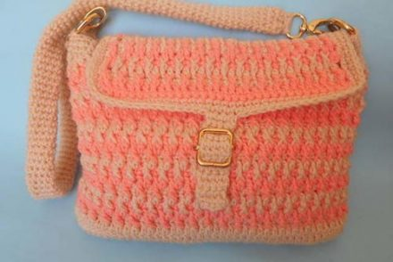 Easy Handmade Bag Free Crochet Pattern
