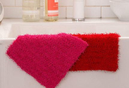 Easy Peasy Scrubby Free Crochet Pattern