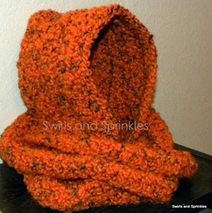 Enchanted Infinity Scarf Free Crochet Pattern