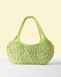 Everyday Market Bag Free Crochet Pattern