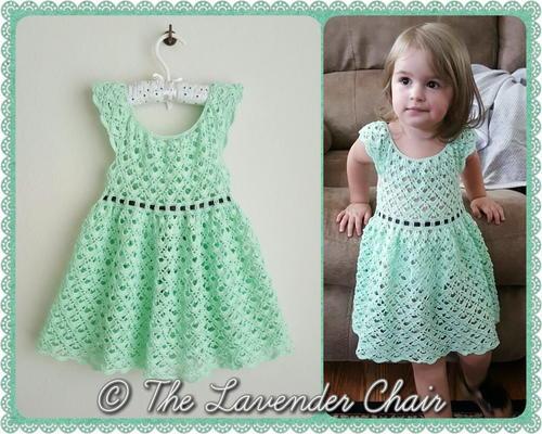 Gemstone Lace Dress Free Crochet Pattern Craft Ideas For Adults