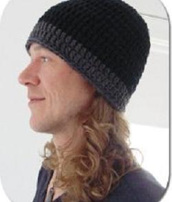 Hubby's Favorite Beanie Free Crochet Pattern