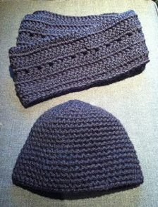 Husband Hat Free Crochet Pattern