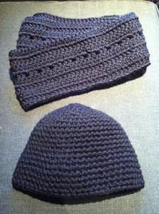 Husband Hat Free Crochet Pattern
