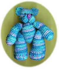 Jack Cat Free Crochet Pattern