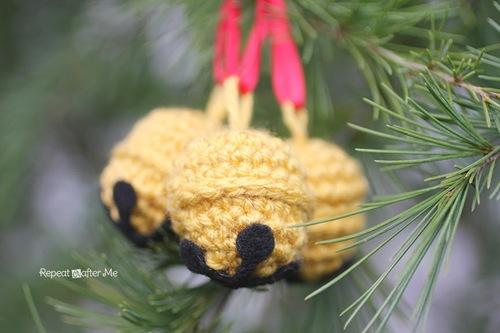 Jingle Bells Free Crochet Pattern