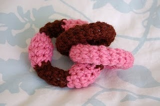 Jingle Ring Toy Free Crochet Pattern