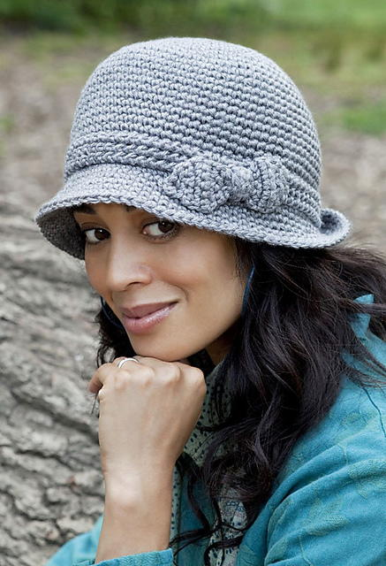 Kate Middleton Cloche Hat Free Crochet Pattern - Craft ideas for ...