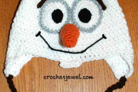 Kid's Favorite Snowman Hat Free Crochet Pattern
