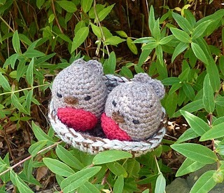Love Nest Free Crochet Pattern