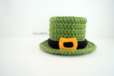 Lucky Top Hat Free Crochet Pattern