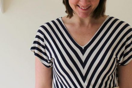 Nautical Sailor's Knot Belt Free Crochet Pattern
