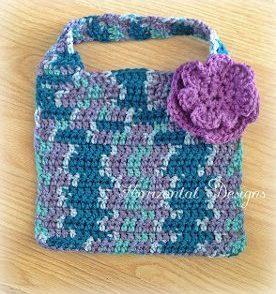 One Skein Baby Bib Free Crochet Pattern