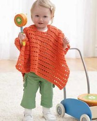 orange-baby-poncho-free-crochet-pattern