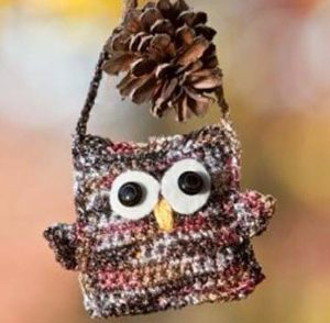 Ornamental Owl Free Crochet Pattern