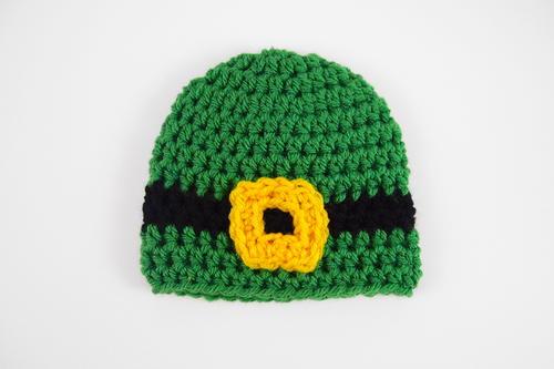 Patty's Preemie Hat Free Crochet Pattern