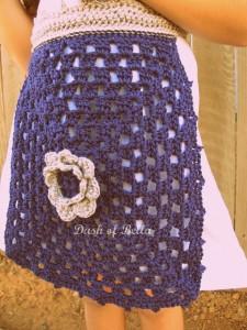 Penelope Apron Free Crochet Pattern