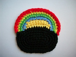 Pot of Gold Free Crochet Pattern