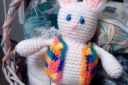 Rainbow Brite Bunny Free Crochet Pattern