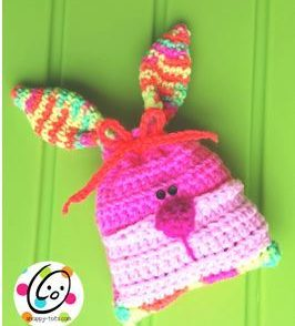 Rebel Rabbit Bag Free Crochet Pattern