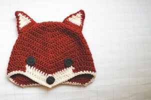 Sly Fox Hat Free Crochet Pattern