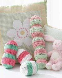 Soft Baby Rattle Free Crochet Pattern