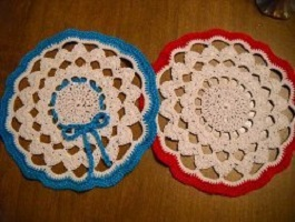 Summer Doily Free Crochet Pattern