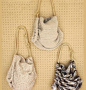 Summer Totes Free Crochet Pattern