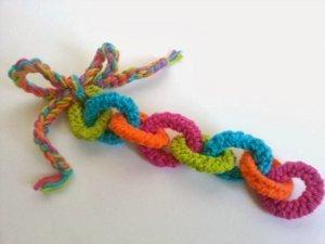 Teething Rings Free Crochet Pattern
