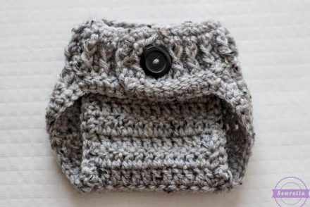 The Parker Diaper Cover Free Crochet Pattern
