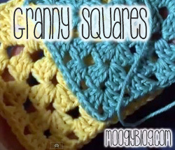 Timeless Granny Square Free Crochet Pattern