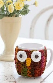 Wise Owl Cozy Free Crochet Pattern